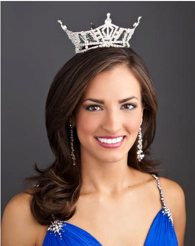 Miss Louisiana 2012