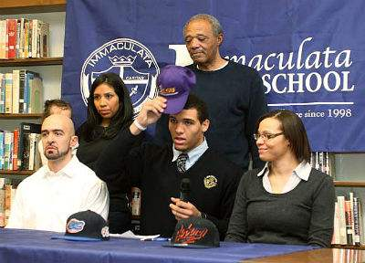 Commitment of LSU Recruit Tashawn Bowers Has Ties to E.J. Ourso College of Business