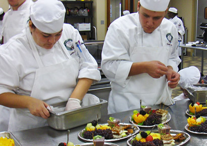 Baton Rouge Earn your Associate in Occupational Studies Degree in Culinary Arts