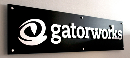 Gatorworks, led by Brian Rodriguez and Charlie Davis, is an award-winning integrated design group based in Louisiana