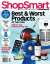 ShopSmart Magazine Consumer Reports Best Worst Products of 2013