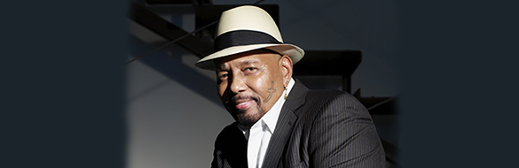 Aaron Neville takes the stage in Baton Rouge 2013