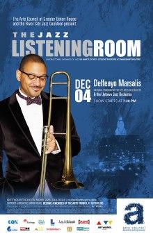 Arts Council Baton Rouge Event Delfeayo Marsalis
